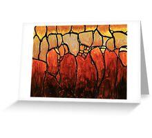 Firestone Greeting Card