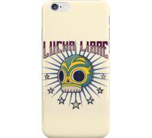 ¡LUCHA LIBRE! iPhone Case/Skin