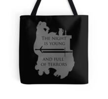 The Night Is Young Tote Bag