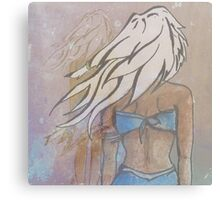 Kida - No. 5 - The Disney Series. Canvas Print