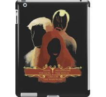 The Lion, The Witch, & The Wardrobe iPad Case/Skin