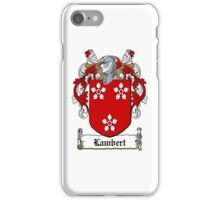 Lambert iPhone Case/Skin