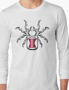 The Black Widow Long Sleeve T-Shirt