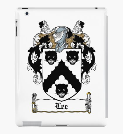 Lee (Kerry) iPad Case/Skin