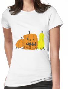Master Caver  Womens Fitted T-Shirt