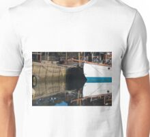 Boatyard Reflections Unisex T-Shirt
