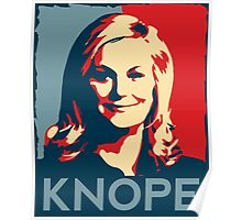 KNOPE We Can Poster