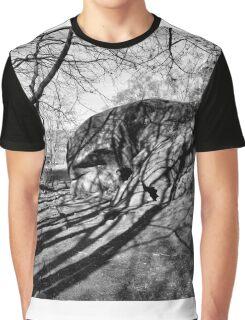 Shadow Land Graphic T-Shirt