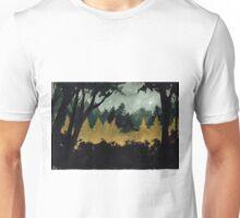 Spooky Forest V Unisex T-Shirt