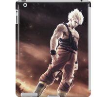 Super Saiyan Goku 3d iPad Case/Skin