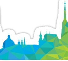 Vienna skyline  Sticker
