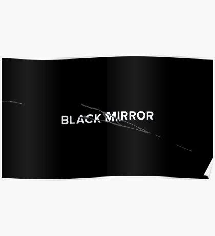 Black Mirror TV Show Netflix Poster