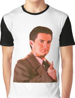 Agent Dale Cooper Graphic T-Shirt