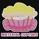 MATERIAL CUPCAKE parody by M. E. GOBER