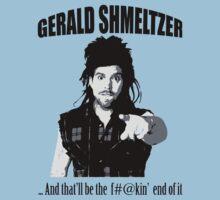 Gerald Shmeltzer Kids Tee