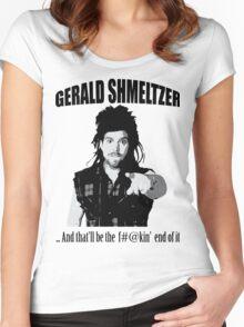 Gerald Shmeltzer Women's Fitted Scoop T-Shirt