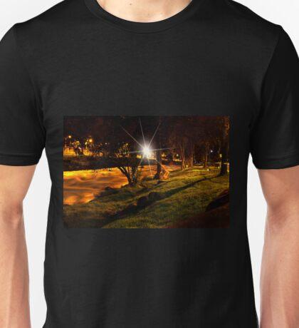 The Rushing Rio Tomebamba II Unisex T-Shirt