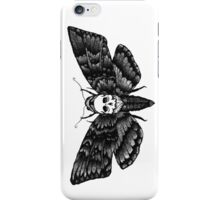 Resonating Powder Moth iPhone Case/Skin