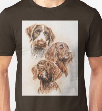 German Pointer Unisex T-Shirt
