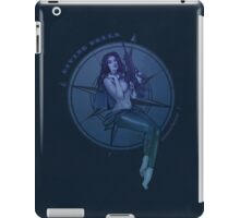 Diving Belle  iPad Case/Skin