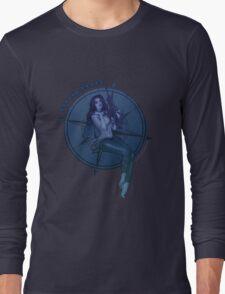 Diving Belle  Long Sleeve T-Shirt