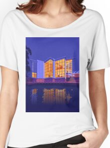 Bridgewater Hall, Manchester Women's Relaxed Fit T-Shirt