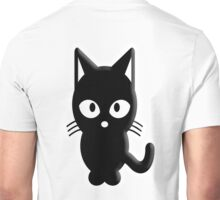 Cat Cartoon, Pet, Fun, Funny, Feline, Puss, Pussy,  Unisex T-Shirt