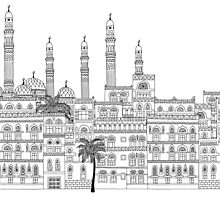 Sana'a by franzi