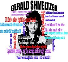 Gerald Shmeltzer Multi Quote by RoseFolks