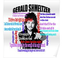 Gerald Shmeltzer Multi Quote Poster