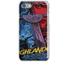 Highlander  iPhone Case/Skin