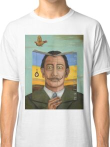 The Book Of Surrealism Classic T-Shirt