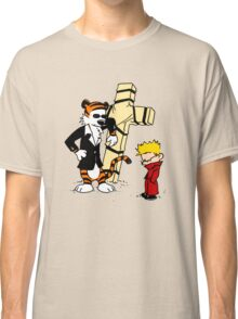 Funny T-shirt for kid, Calvin&Hobbes Classic T-Shirt