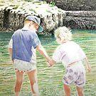 Summer fun by Margaret Harris