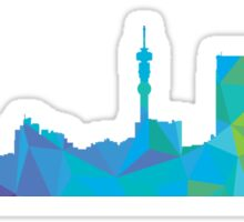 Johannesburg skyline  Sticker