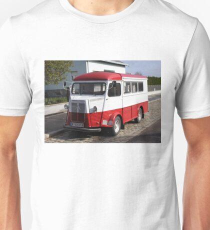 Citroën Typ H Tub Unisex T-Shirt