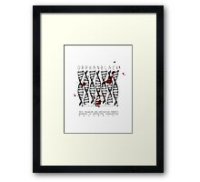 PATENTED Framed Print