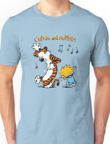 Funny T-shirt for kid, Calvin&Hobbes Unisex T-Shirt