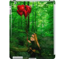 Keep a Hold of Your Heart iPad Case/Skin