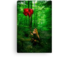 Keep a Hold of Your Heart Canvas Print
