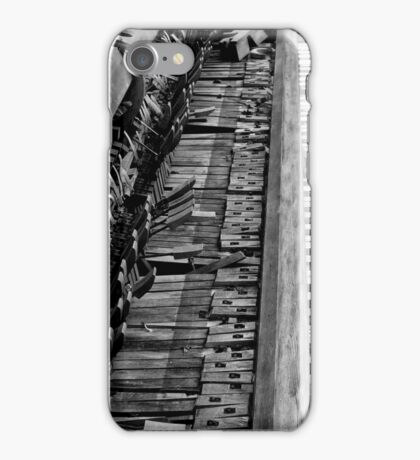 Piano workings iPhone Case/Skin