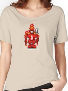 AFR Superheroes #09 - Fumaritrooper Women's Relaxed Fit T-Shirt