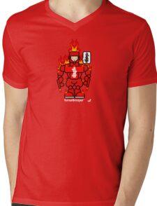 AFR Superheroes #09 - Fumaritrooper Mens V-Neck T-Shirt