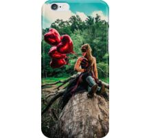 Love on a String iPhone Case/Skin