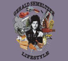 Gerald Shmeltzer Lifestyle (light shirt version) Kids Clothes