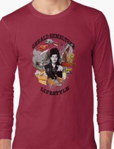 Gerald Shmeltzer Lifestyle (light shirt version) Long Sleeve T-Shirt