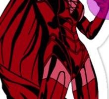 Scarlet Witch Sticker