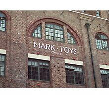 Mark Foys Building - Sydney Photographic Print
