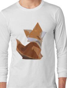 Fox 3 Long Sleeve T-Shirt