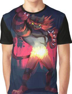 Incineroar Graphic T-Shirt